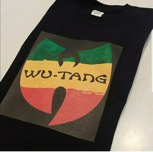 "Brand New ""Wu - Tang"" Tee. Simple beautiful."